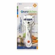 Скребок Eurokitchen для чистки стеклокерамики, серебристый