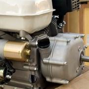 Двигатель бензиновый GX 200 RE с редуктором и электростартером вал 20 мм - фото 7558