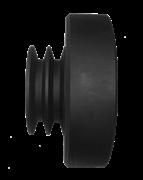 Муфта сцепления двухроторной затирочной машины, внутренний диаметр 28,5 мм