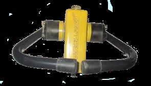 Гидравлическая рукоятка в сборе виброплиты Masterpac PC3820