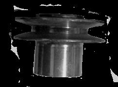 Шкив виброплиты Masterpac PC4012