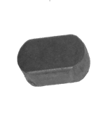 Шпонка шкива виброплиты Masalta MS160