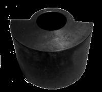 Груз ведущего вала вибратора виброплиты Masalta MS160