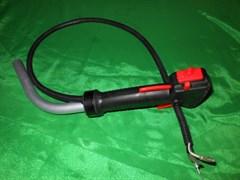 Рукоятка газа с тросиком в сборе триммера Husqvarna 135R