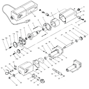 Корпус двигателя рейсмусового станка Энкор Корвет 21 (рис.1)