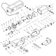 Статор двигателя рейсмусового станка Энкор Корвет 21 (рис.2)