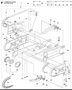 SCREW EHHM электрического резчика Husqvarna Construction K4000 CnB 9670797-01 (2018-02) (рис.10)