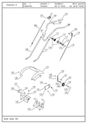 Сошник культиватора TEXAS Hobby 370 TG (рис.120)