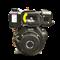Дизельный двигатель 186 F -G3 конусный вал для генераторов - фото 30679