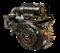Двигатель вибротрамбовок GX 200 TR - фото 30816