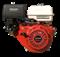 Двигатель GX 390 конусный вал 106 мм - фото 32008