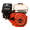 Двигатель бензиновый GX 200 вал 20мм, длинна вала 24 мм - фото 32772