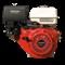 Двигатель бензиновый GX 390 вал конусный для генератора - фото 4959