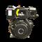 Дизельный двигатель 186 F -G3 конусный вал для генераторов - фото 5215